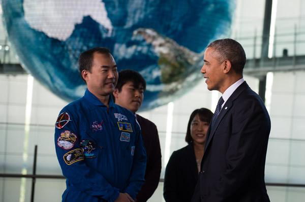 大統領との出会いを通して学んだこと