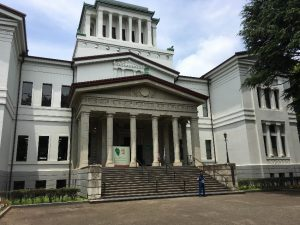 会場となった大倉山記念館