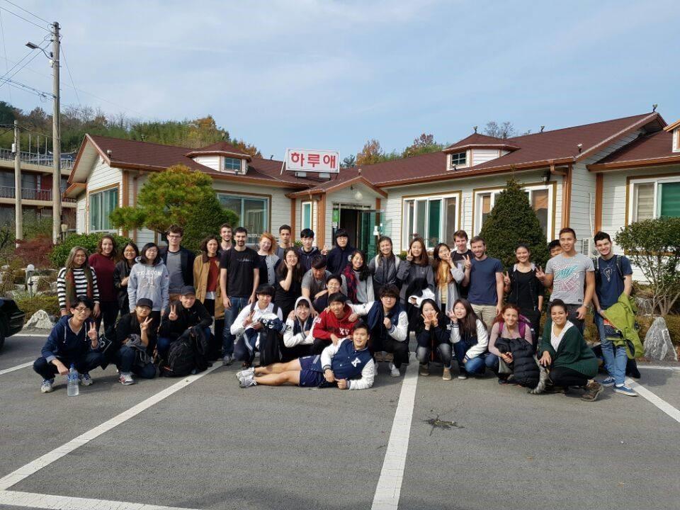 CAMPUS Asia Consortium 韓国科学技術院(KAIST) 秋〜冬学期プログラム