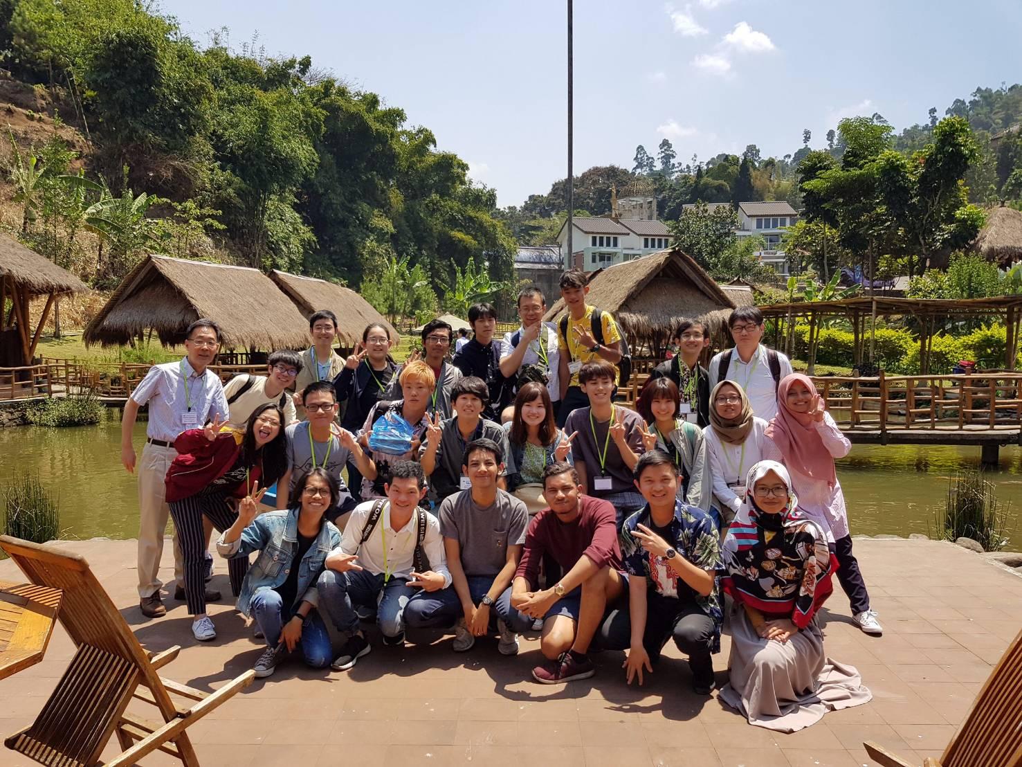 東工大・アジア理工系学生派遣交流プログラム  Tokyo Tech-AYSEAS 2019