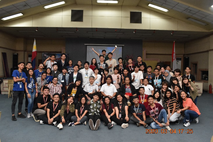 Short-term study abroad program in the Philippines 2020